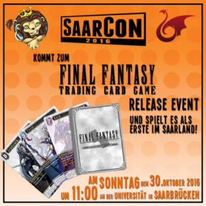 Final Fantasy TCG release event
